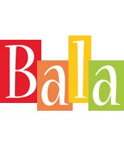 Bala colors logo