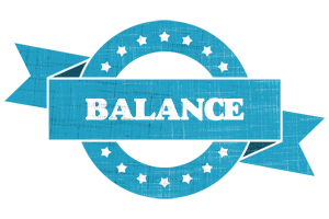 BALANCE logo effect. Colorful text effects in various flavors. Customize your own text here: http://www.textGiraffe.com/logos/balance/