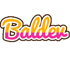 Baldev smoothie logo
