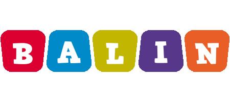 Balin kiddo logo