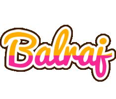 Balraj smoothie logo
