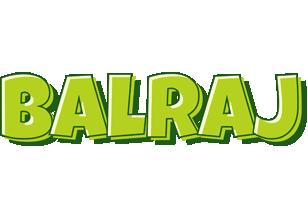 Balraj summer logo