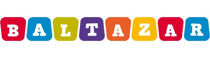 Baltazar kiddo logo