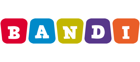 Bandi kiddo logo