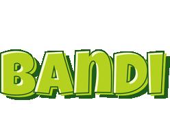 Bandi summer logo