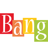 Bang colors logo