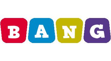 Bang kiddo logo