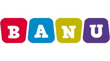 Banu kiddo logo