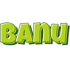 Banu summer logo