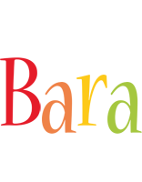 Bara birthday logo