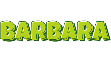 Barbara summer logo