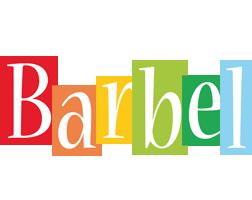 Barbel colors logo