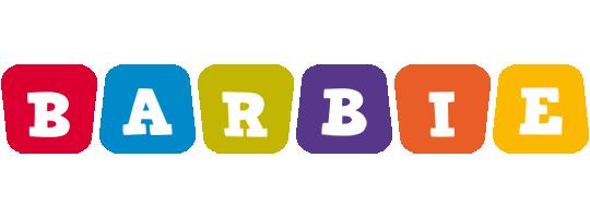 Barbie kiddo logo