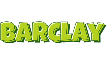Barclay summer logo