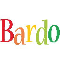 Bardo birthday logo