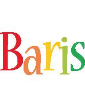 Baris birthday logo