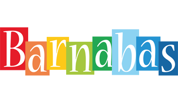 Barnabas colors logo