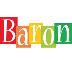 Baron colors logo
