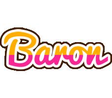 Baron smoothie logo