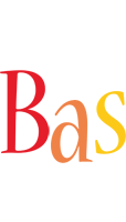 Bas birthday logo