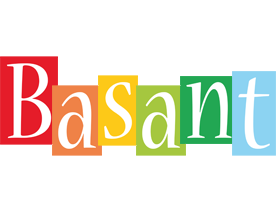 Basant colors logo