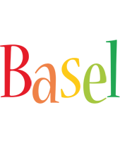 Basel birthday logo