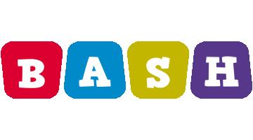 Bash kiddo logo