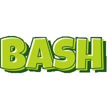 Bash summer logo