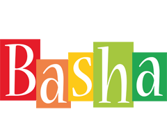 Basha colors logo