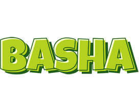 Basha summer logo