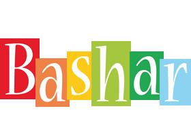 Bashar colors logo