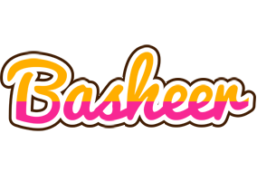 Basheer smoothie logo