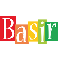Basir colors logo