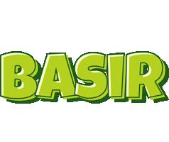 Basir summer logo