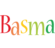Basma birthday logo