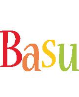 Basu birthday logo
