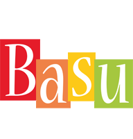 Basu colors logo