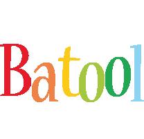 Batool birthday logo