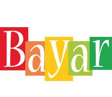 Bayar colors logo