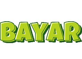 Bayar summer logo