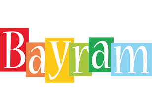 Bayram colors logo