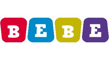 Bebe kiddo logo