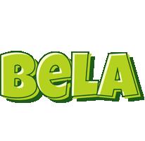 Bela summer logo