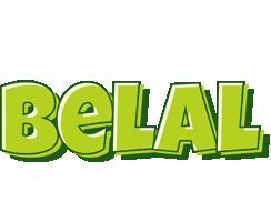 Belal summer logo
