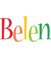 Belen birthday logo