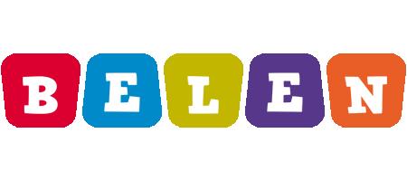Belen kiddo logo