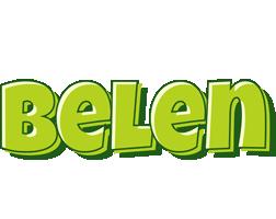 Belen summer logo