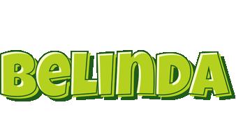 Belinda summer logo