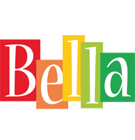 Bella colors logo