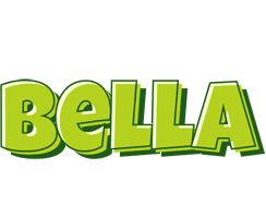 Bella summer logo